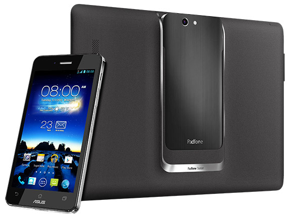 Asus PadFone Infinity announced