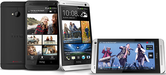 HTC One announced