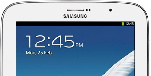 Samsung Galaxy Note 8 tablet announced