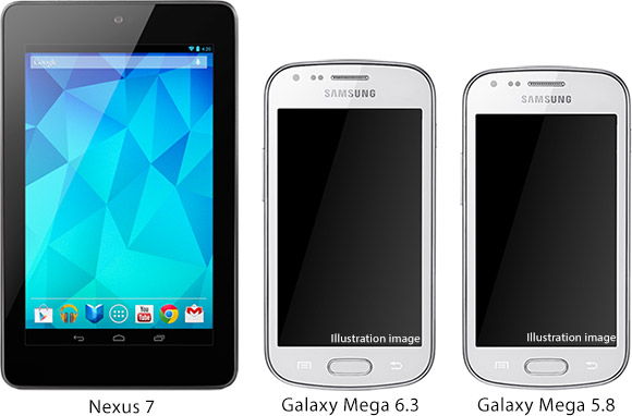 SamsungGalaxyMega6.3andGalaxyMega5.8specificationsleaked