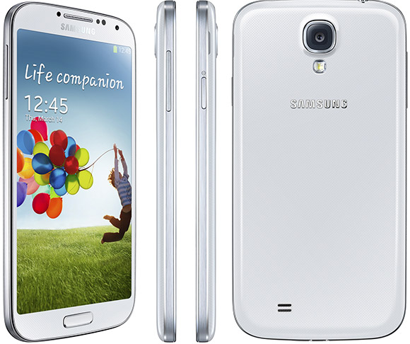 Samsung Galaxy S 4 announced