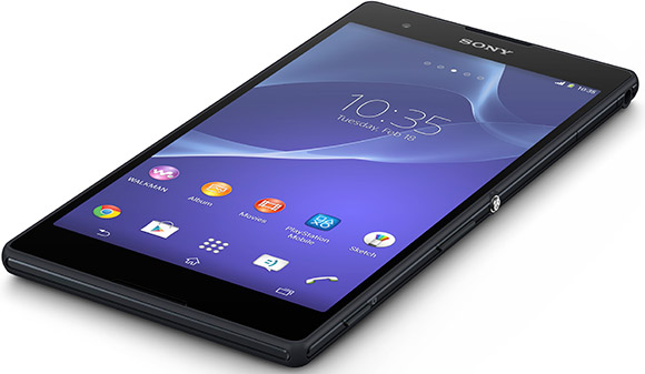 Sony Xperia T2 Ultra announced